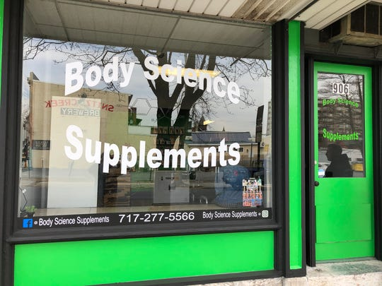 Body Science Supplements, located at 906 Cumberland St. in downtown Lebanon, celebrated its grand opened on Saturday, March 30.