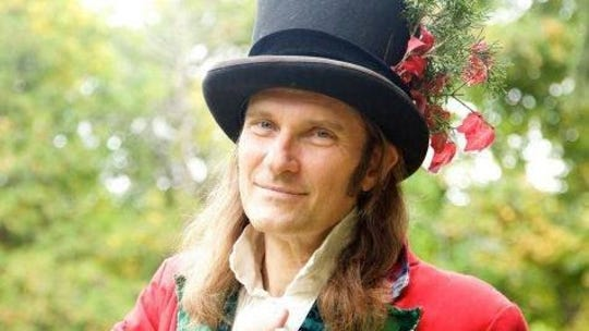 Storyteller Jonathan Kruk will be featured April 7 at Starr Library in Rhinebeck.