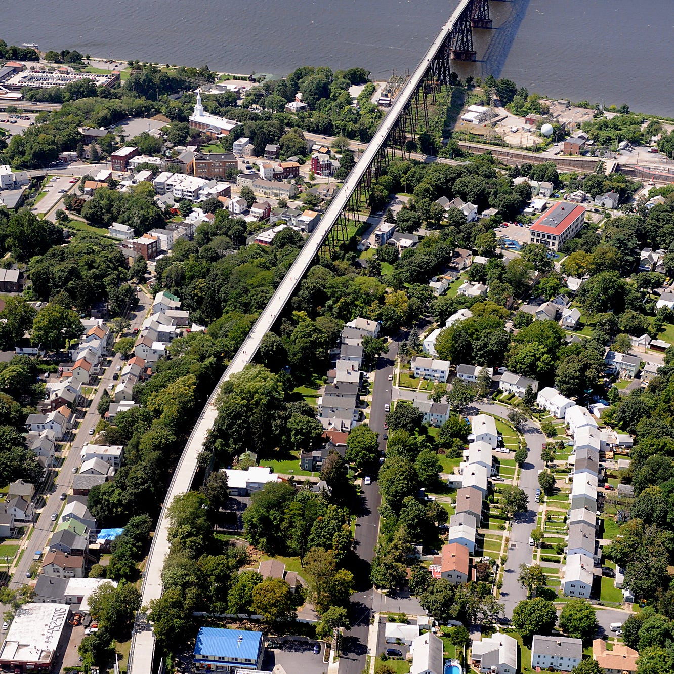 Walkway Over the Hudson: Has park improved quality of life locally?