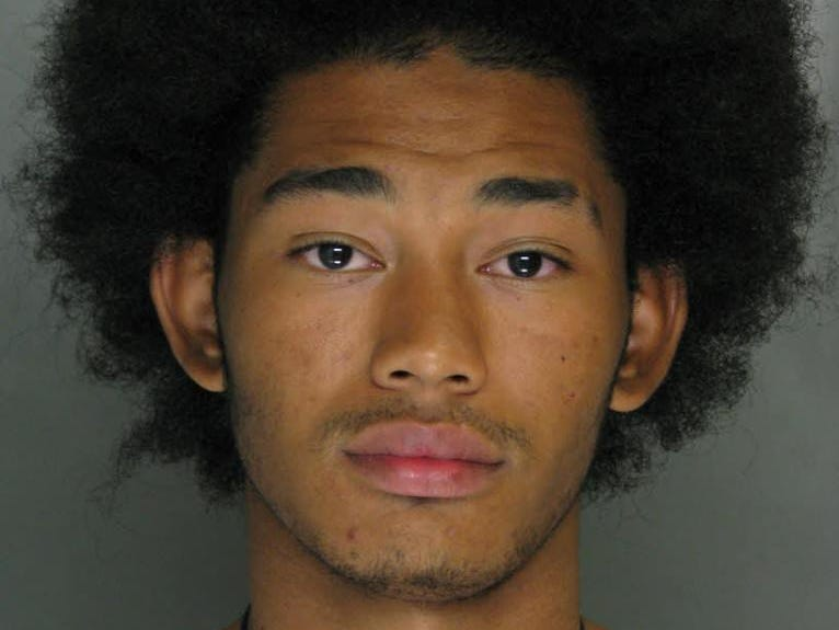 Randolph Riley is wanted for failure to appear at a probation violation hearing. He is charged with robbery. Call the Franklin County Sheriff's Office at 717-261-3877.