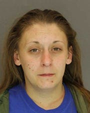 Amy L. Lentz, arrested for DUI and endangering the welfare of children.