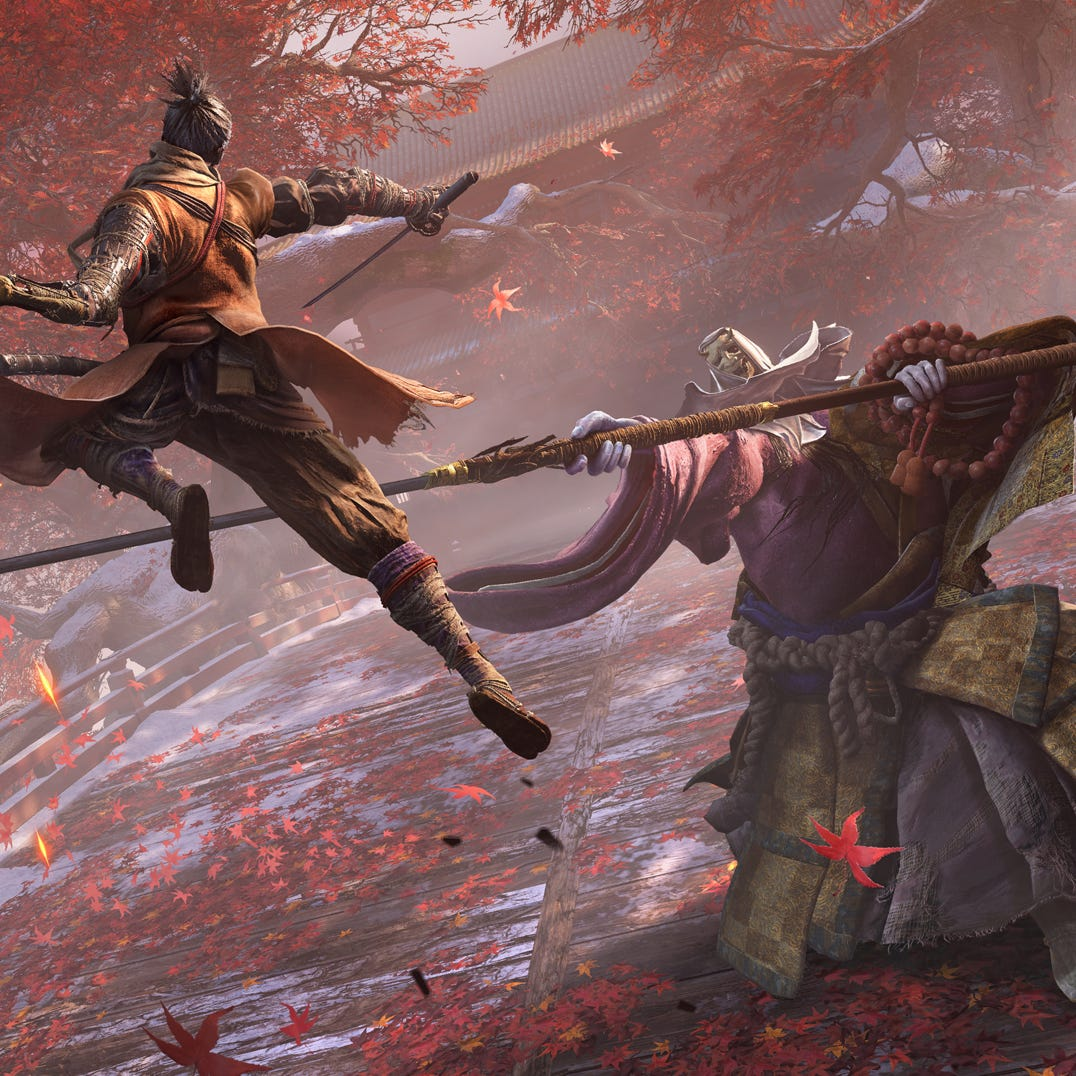 Sekiro Shadows Die Twice review: It's no Dark Souls and that's good | Technobubble