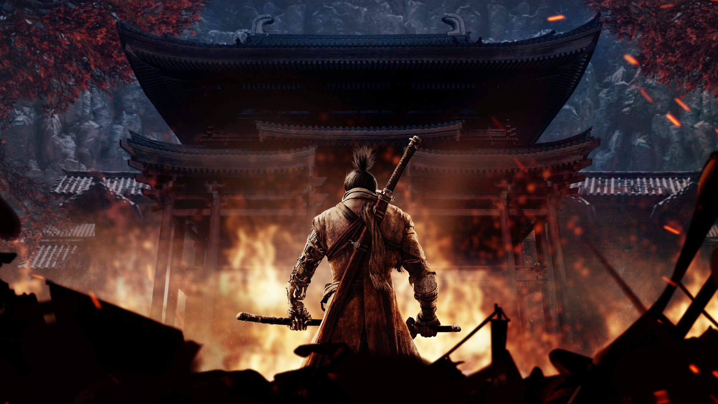 Sekiro: Shadows Die Twice for PC, PS4 and Xbox One.