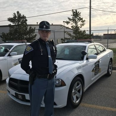 New state trooper will patrol in Wayne County