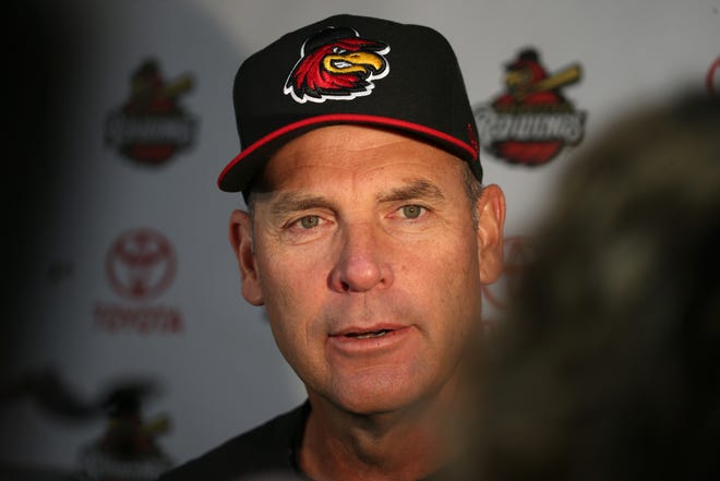 Joel Skinner compiled a 134-146 record as manager of the  Rochester Red Wings in 2018-19. His contract was not renewed by the Minnesota Twins for 2020.