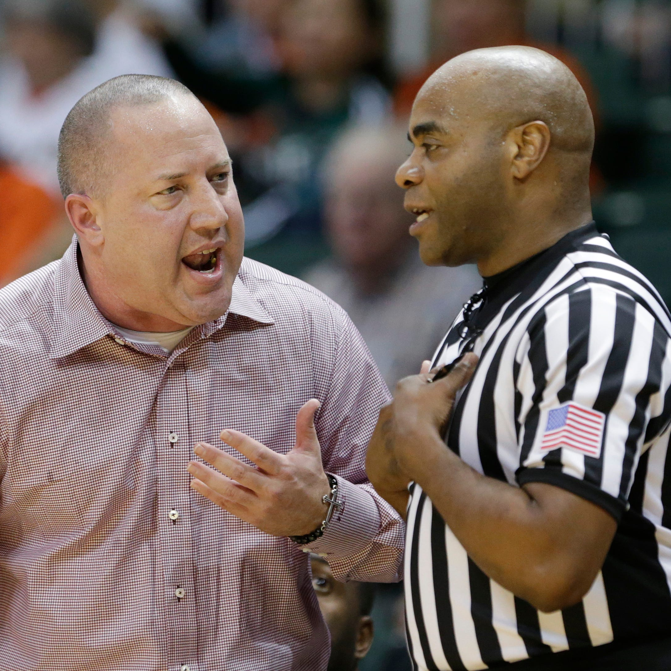 Local referee Jeffrey Anderson selected for Final Four