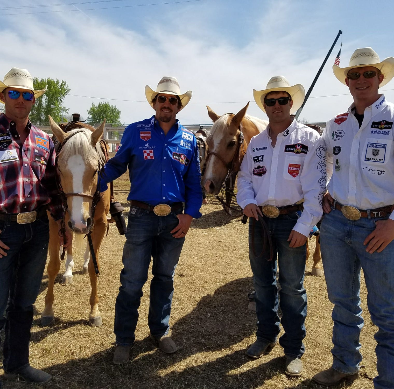 Meet the 'true champion' of the Red Bluff Round-Up