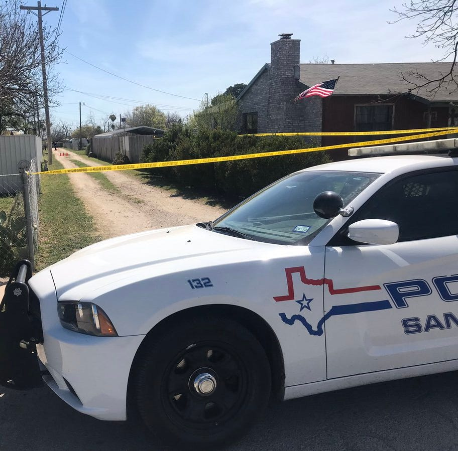 UPDATE: San Angelo police name deceased man in Bowie Street alleyway