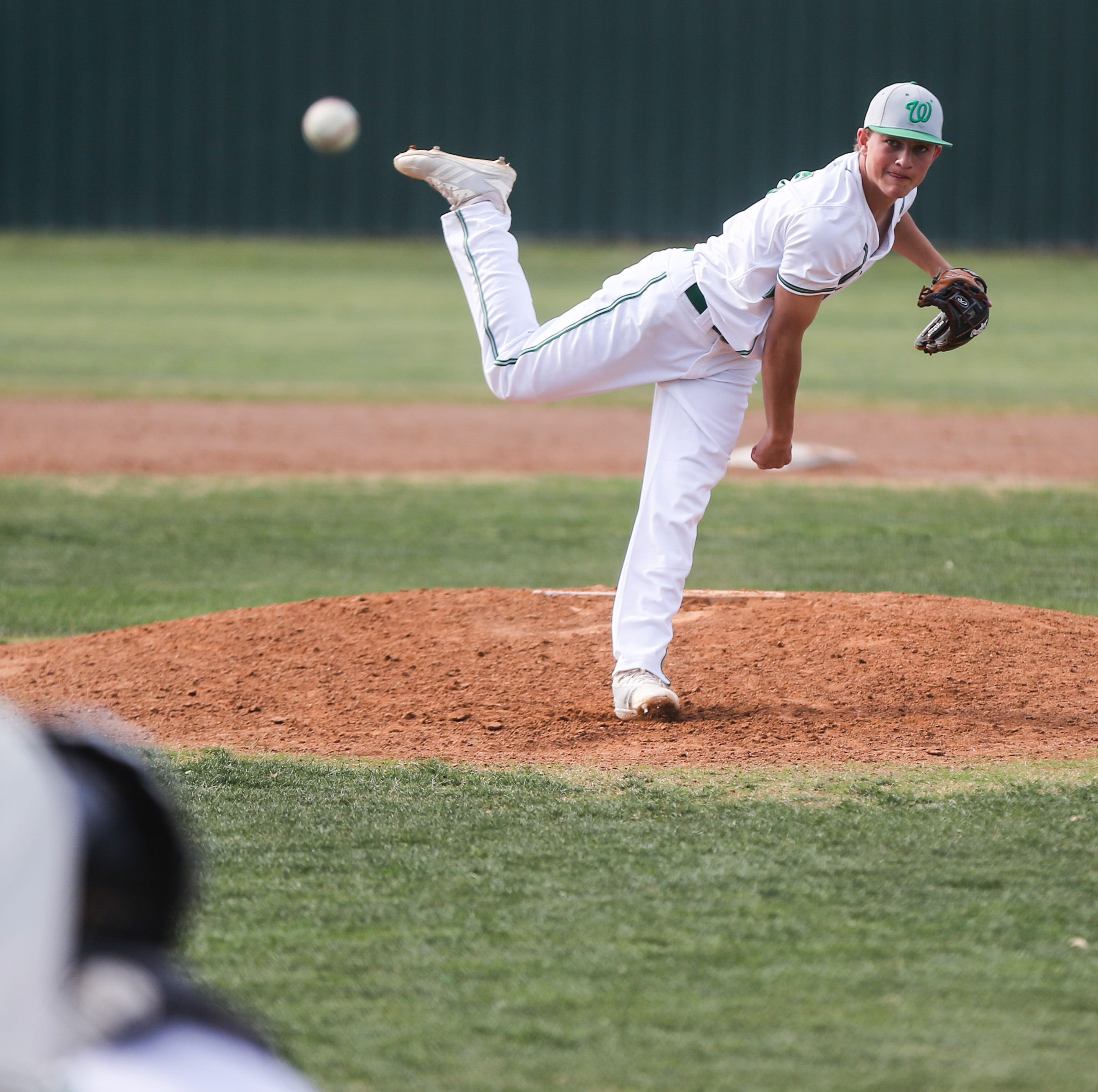 West Texas high school baseball playoff pairings