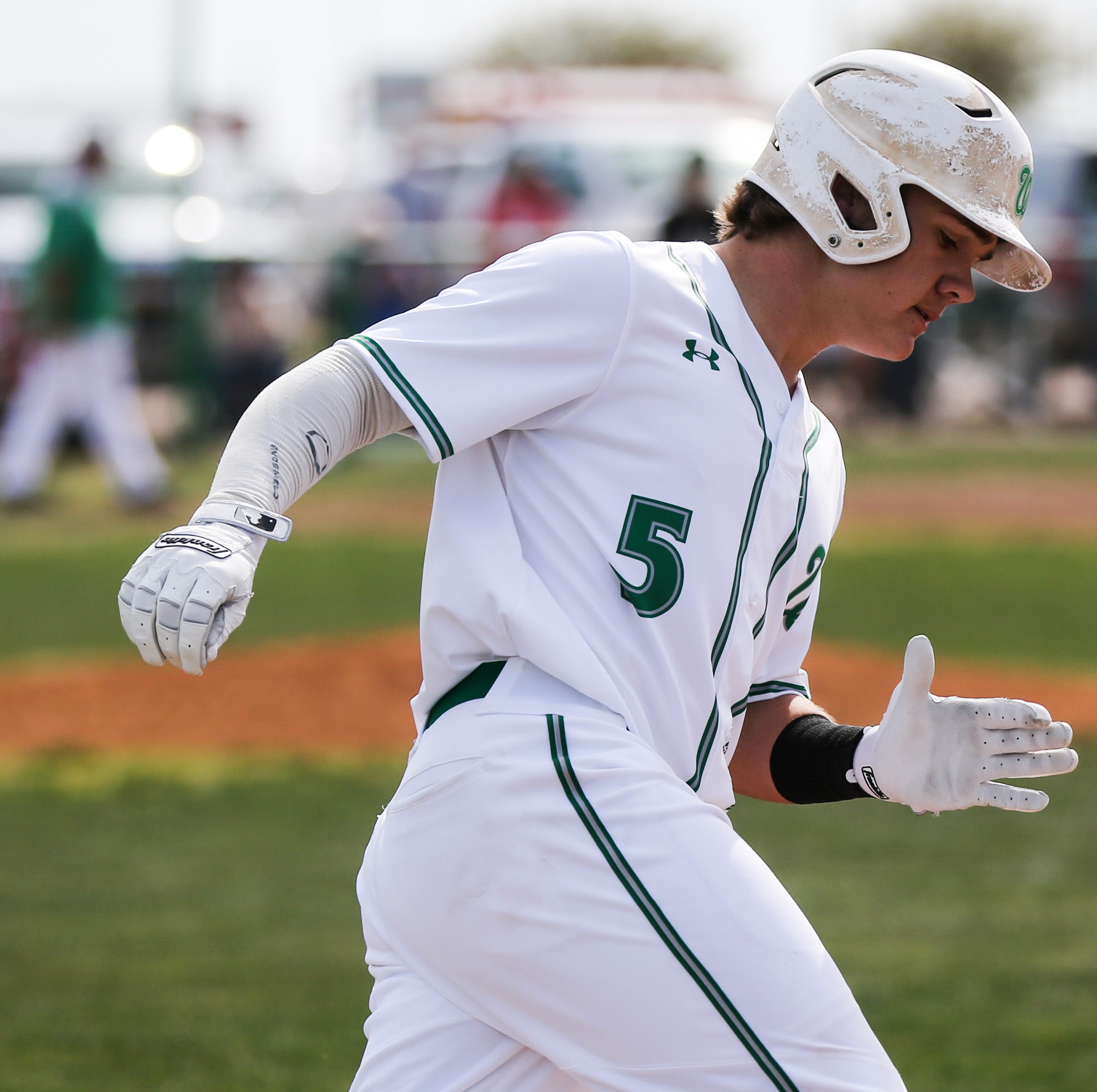 Wall baseball moves up to No. 1 in state rankings