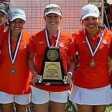 REGIONAL GOLF: San Angelo Central's Honea, Wall's Coon fire low scores to open play