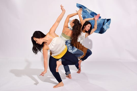 "Ananya Dance Theatre, ""Shaatranga: Women Weaving Worlds."""