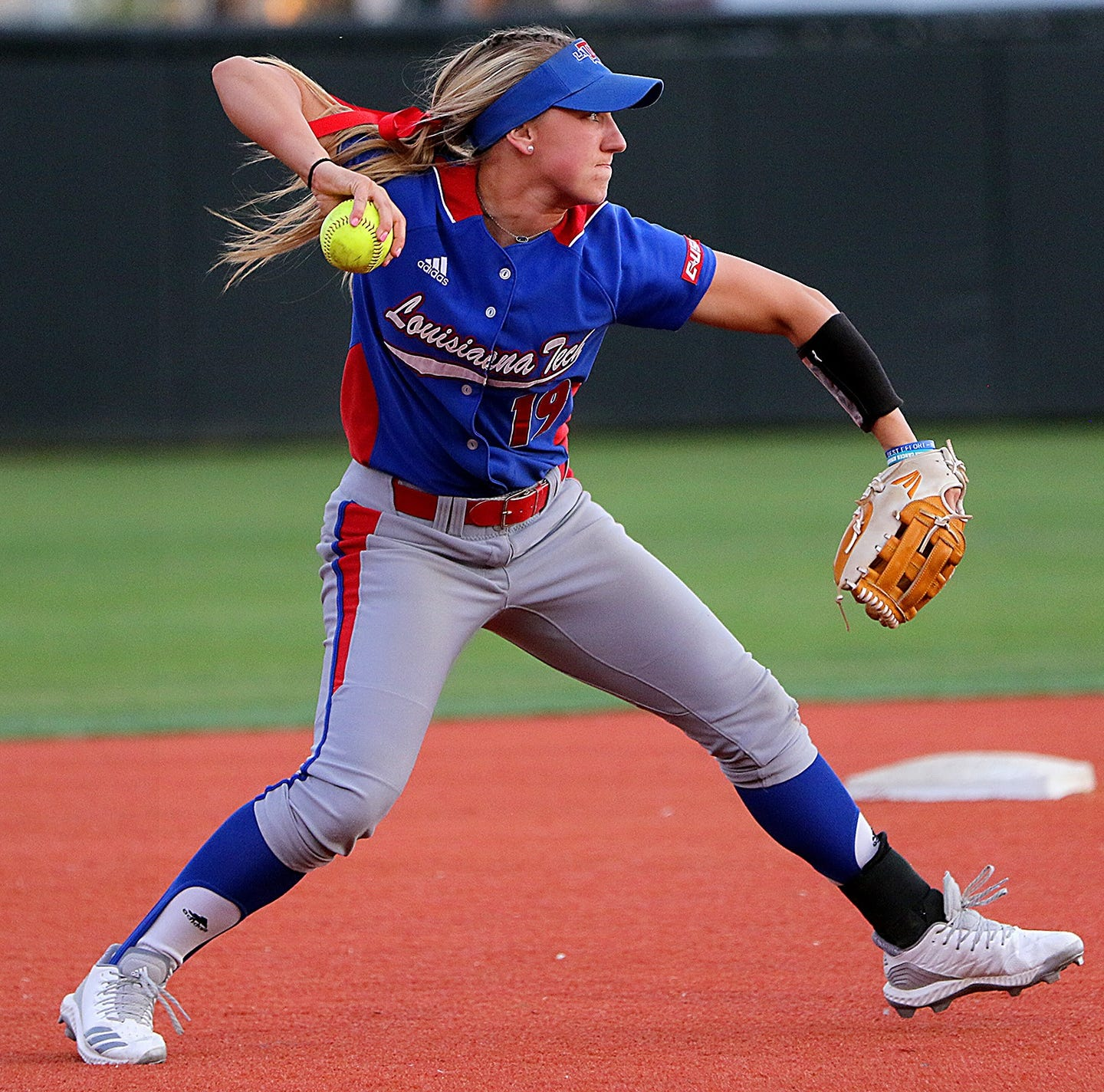 La. Tech's Bayli Simon advances as Techster leader