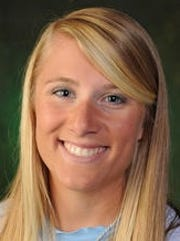 Airline assistant coach Katie Smith