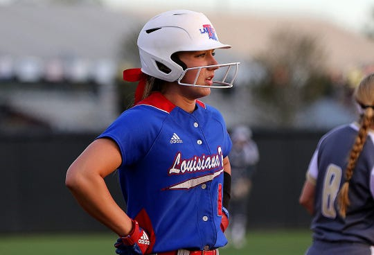 Former North DeSoto All-Stater Bayli Simon is making waves at Louisiana Tech.