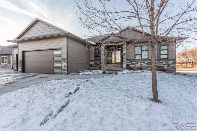 This four-bed, three-bath ranch-style home, located at 7901 S. Pinewood Ave. in Sioux Falls, sold for $575,900, topping the metro home sales list for the week of Feb. 11.
