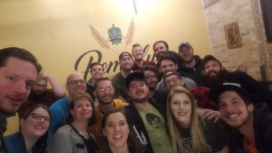 Remedy Brewing Company was the first bar to go through Safe Bars training through the Compass Center, where staff members are taught how to recognize sexual harassment. The bar closed its doors Monday, April 1, 2019 for the training.