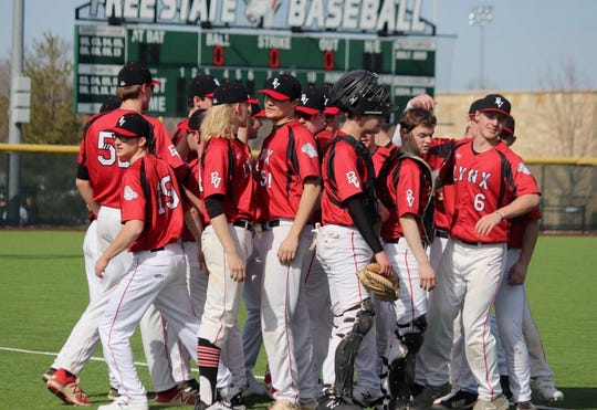 The Brandon Valley baseball team traveled to Lawrence, KS in mid-March to open the 2019 baseball season.