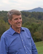 Del. Ronnie Campbell will have to defend his seat in the 24th House District election in November.
