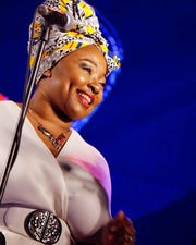 Lili Forbes will performs at the Smooth Jazz Festival this weekend at Railroad Square Art Park.