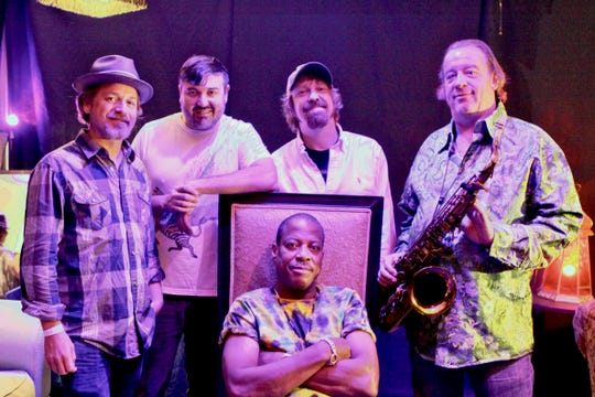 The New Orleans Suspects take the stage at 6 p.m. Sunday at Bradfordville Blues Club.
