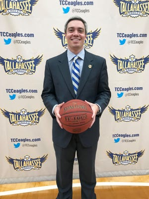 Zach Settembre takes over the men's basketball program at Tallahassee Community College.