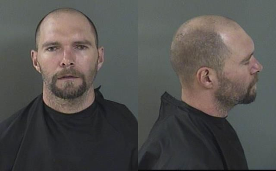 Jasen Pooley, 35, of Vero Beach, was arrested in connection with a reported stabbing behind a downtown Vero Beach bar.
