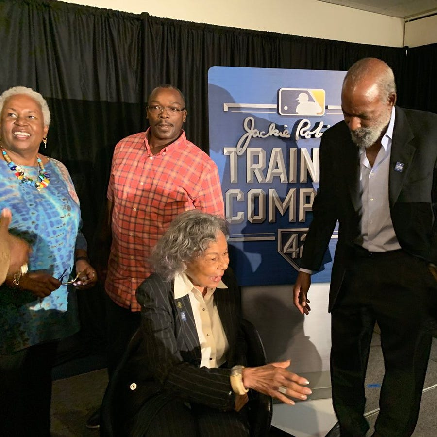Memories of Dodgertown show historic connection to Jackie Robinson Training Complex moniker