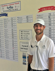 Joey Latowski is the Southeast Regional Manager for the Florida State Golf Association, one of the largest state golf associations in the U.S.