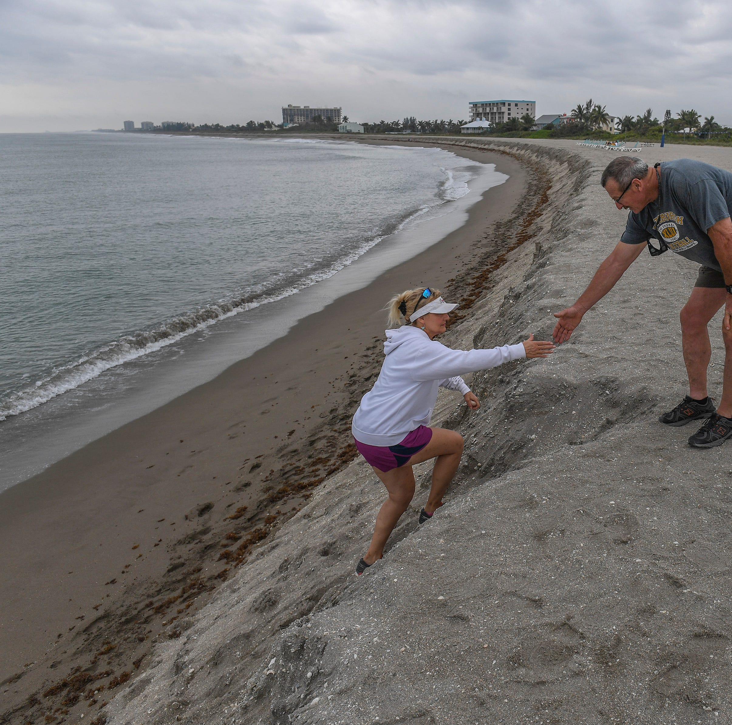 St. Lucie County may need $17 million for beach fix — but there's a way to cut costs   Gil Smart