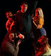 """Evil Dead The Musical"" opens this week at the Hillcrest Center for the Arts in Thousand Oaks."