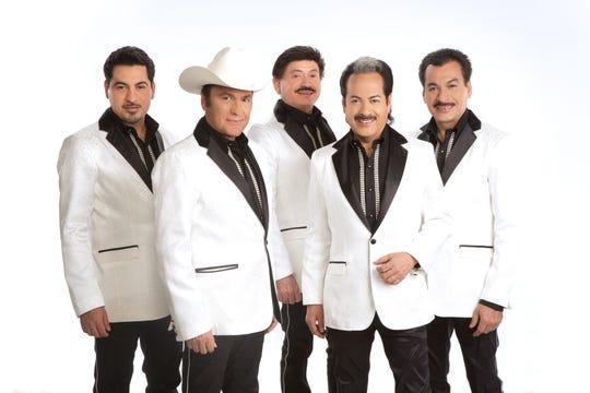 Thepopular Norteño groupLos Tigres del Nortewill perform 8-11 p.m. April 5 at the Oxnard Performing Arts Center.