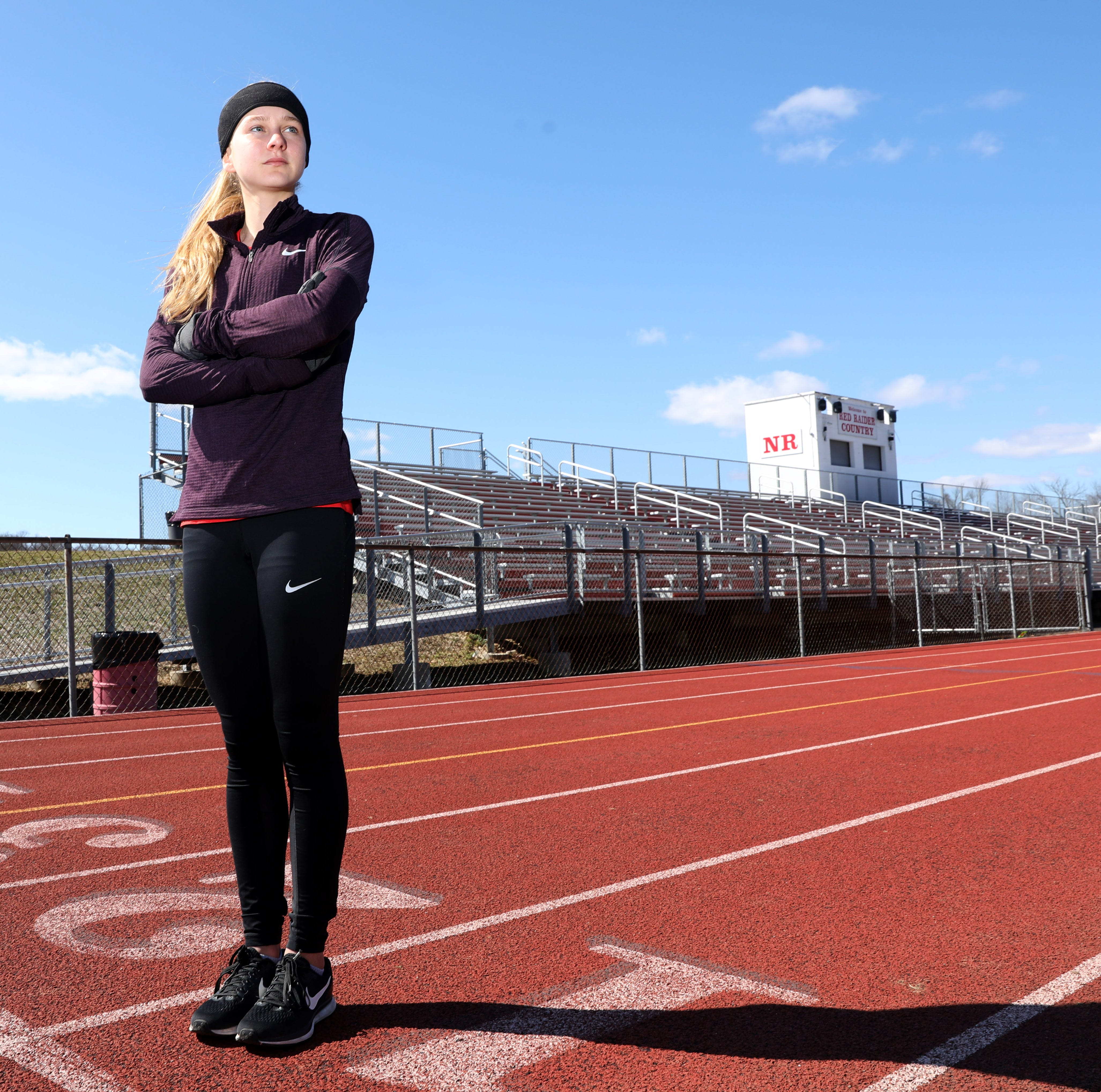 Katelyn Tuohy is Rockland's best yet again in indoor track: girls track & field all-star selections