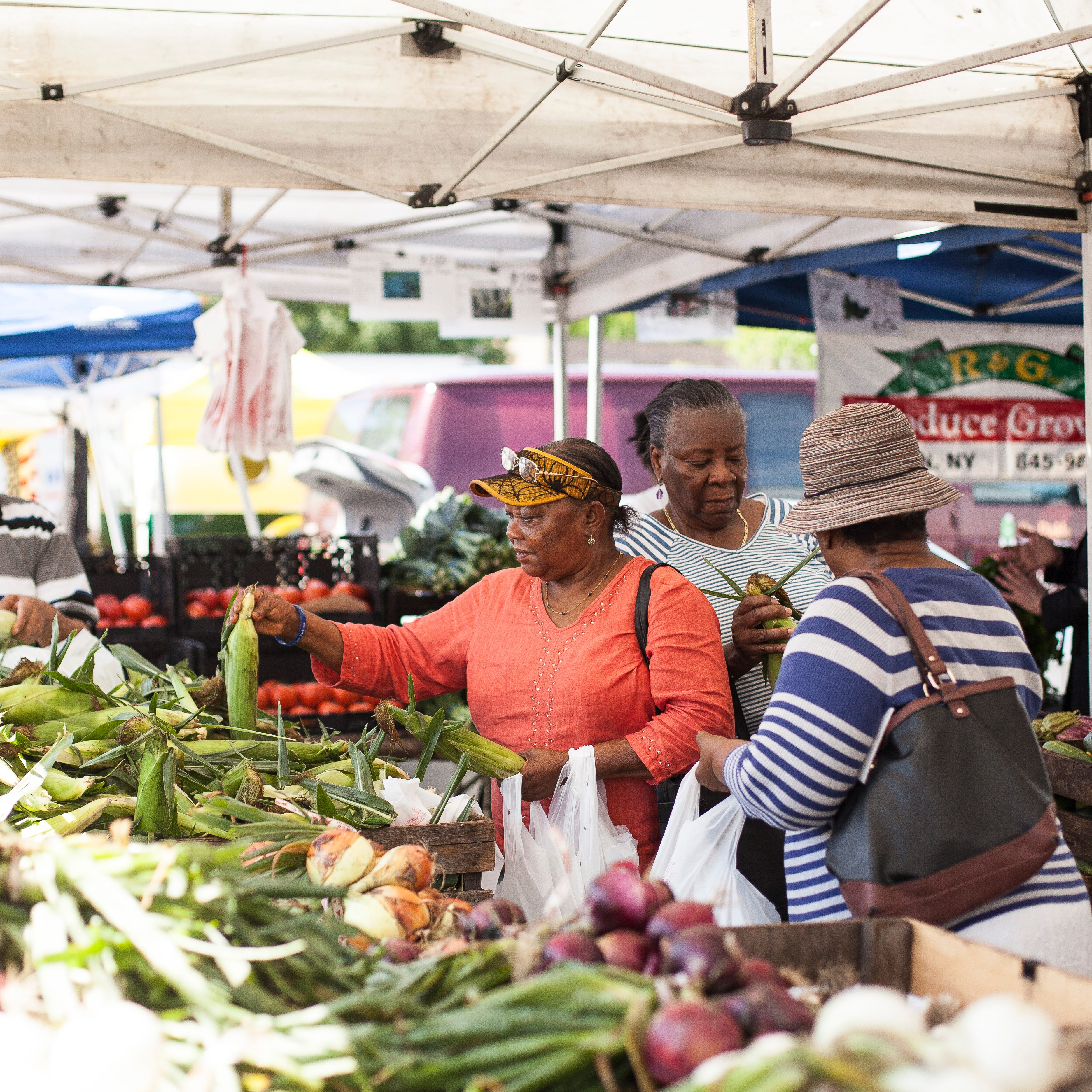 Nyack Farmers market opens its 22nd season Thursday