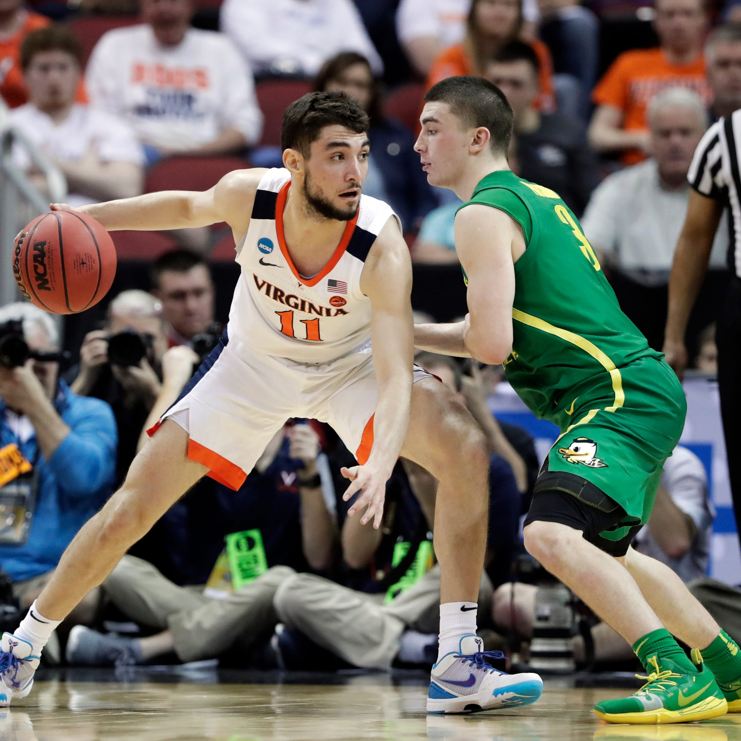 Virginia's Ty Jerome, an Iona Prep graduate, is living out his dream in the Final Four