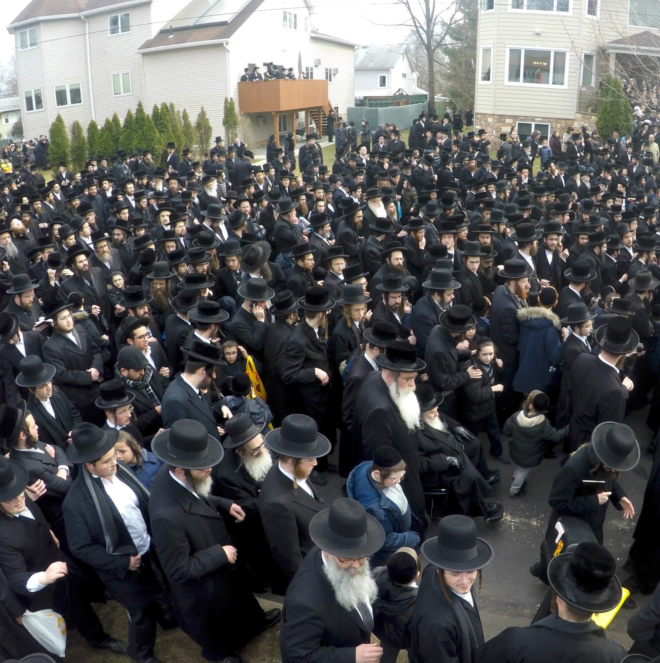 Monsey man accused of hitting NYPD officer with drone during Brooklyn funeral