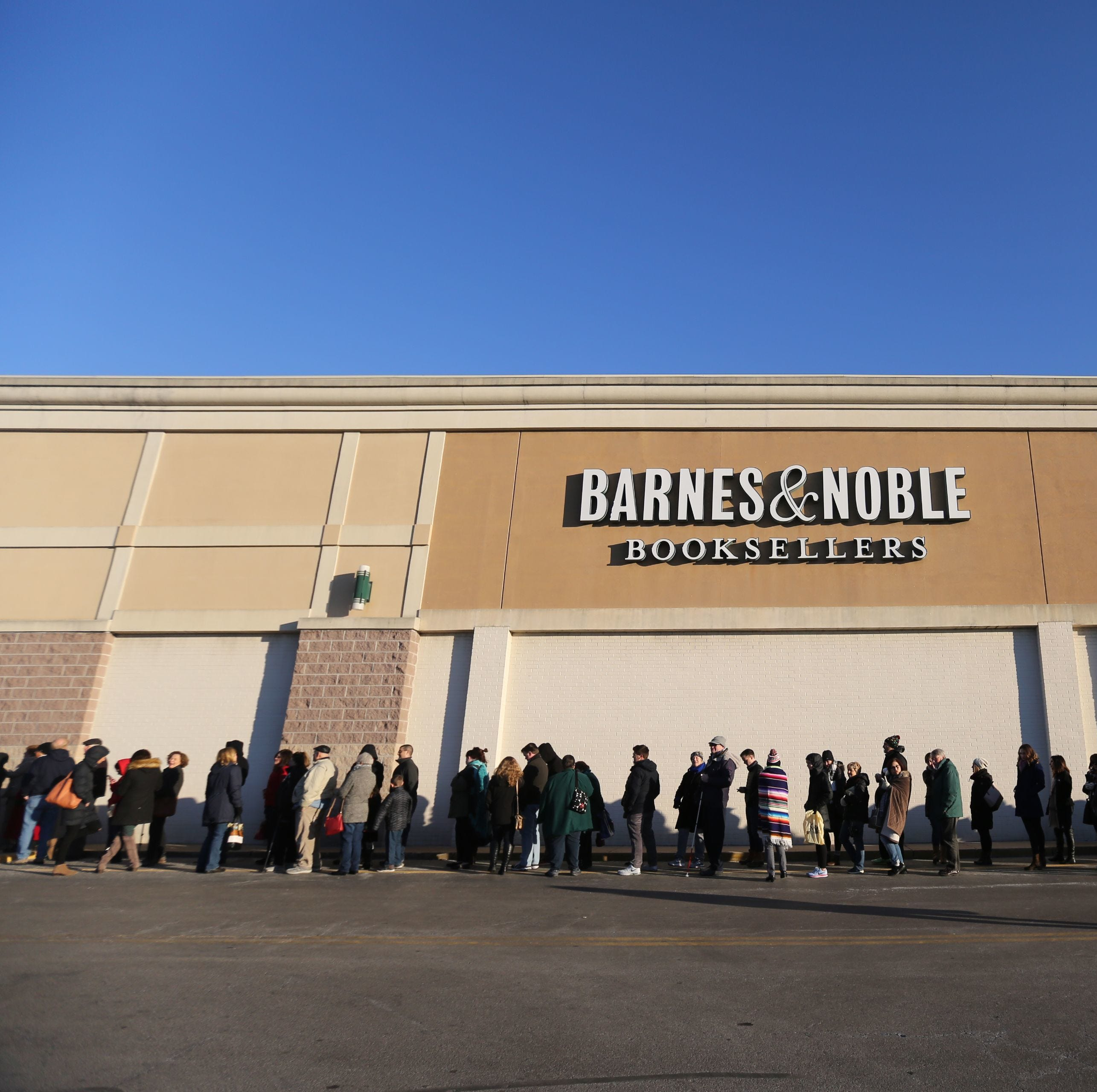 Brandywine Hundred Barnes & Noble moving down the pike