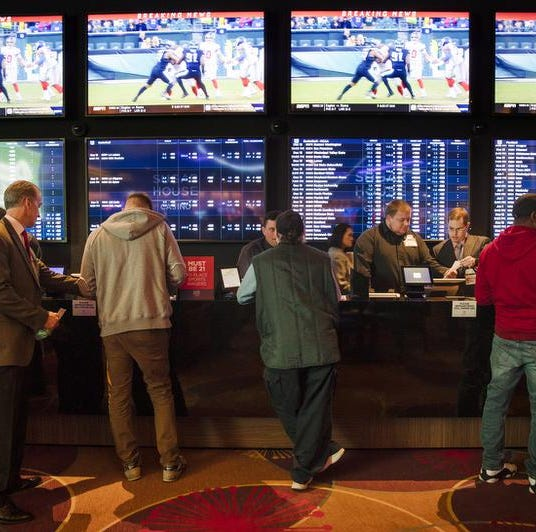 Delaware an outlier: Most states' sports betting revenue misses estimates