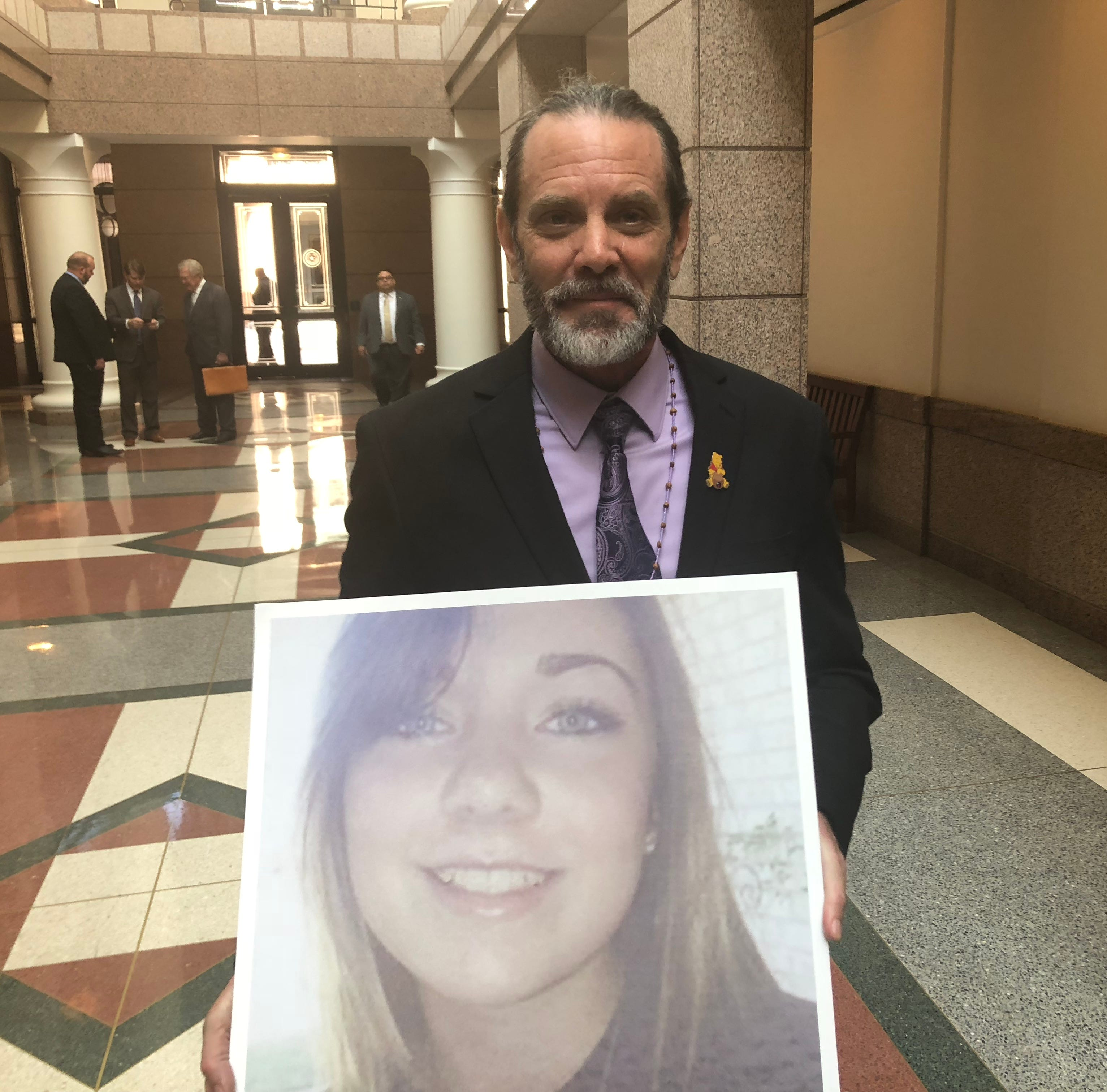 Texas House committee hears testimony on Lauren's Law, possible changes to death penalty