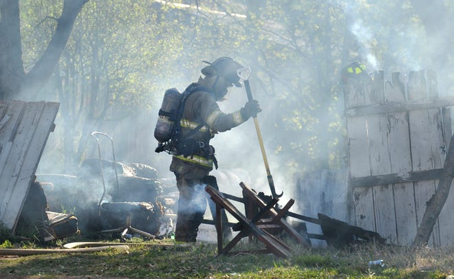 The Wichita Falls Fire Department.