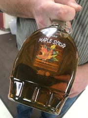 Grade-A pure maple syrup is divided into three classes: light amber, medium amber and dark amber. Like all aspects of syrup, the color is natural. The darker the syrup, the stronger its flavor.