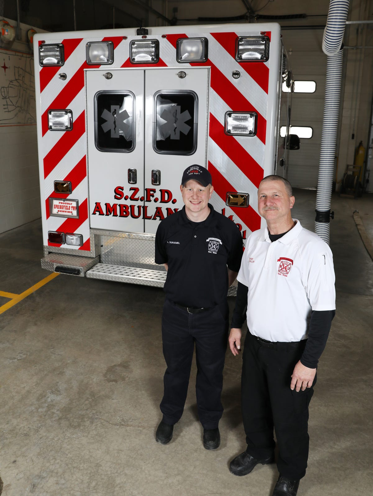 Answering the call in South Zanesville