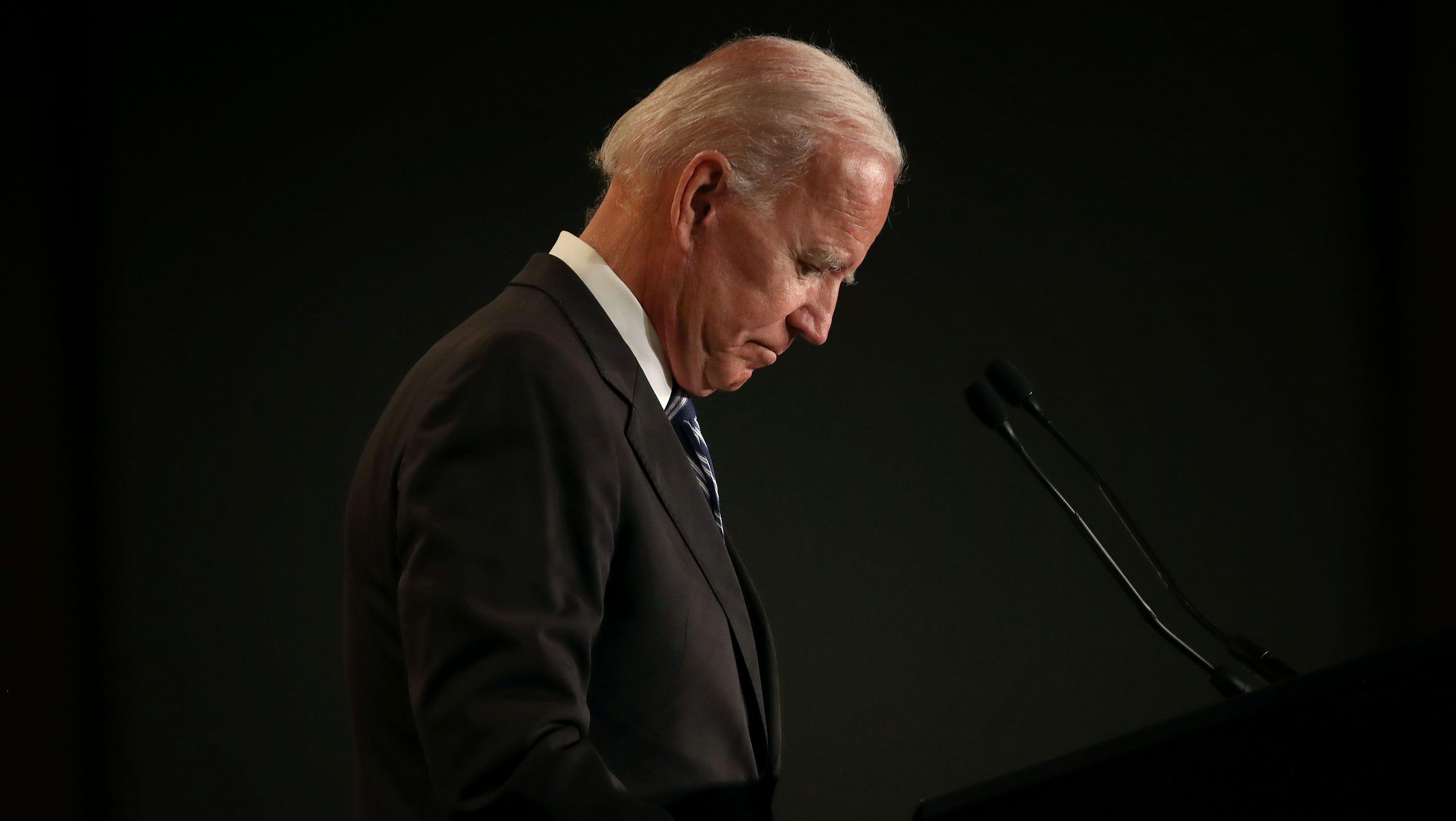 Joe Biden To Address Labor Group Amid Allegations On Improper Touching