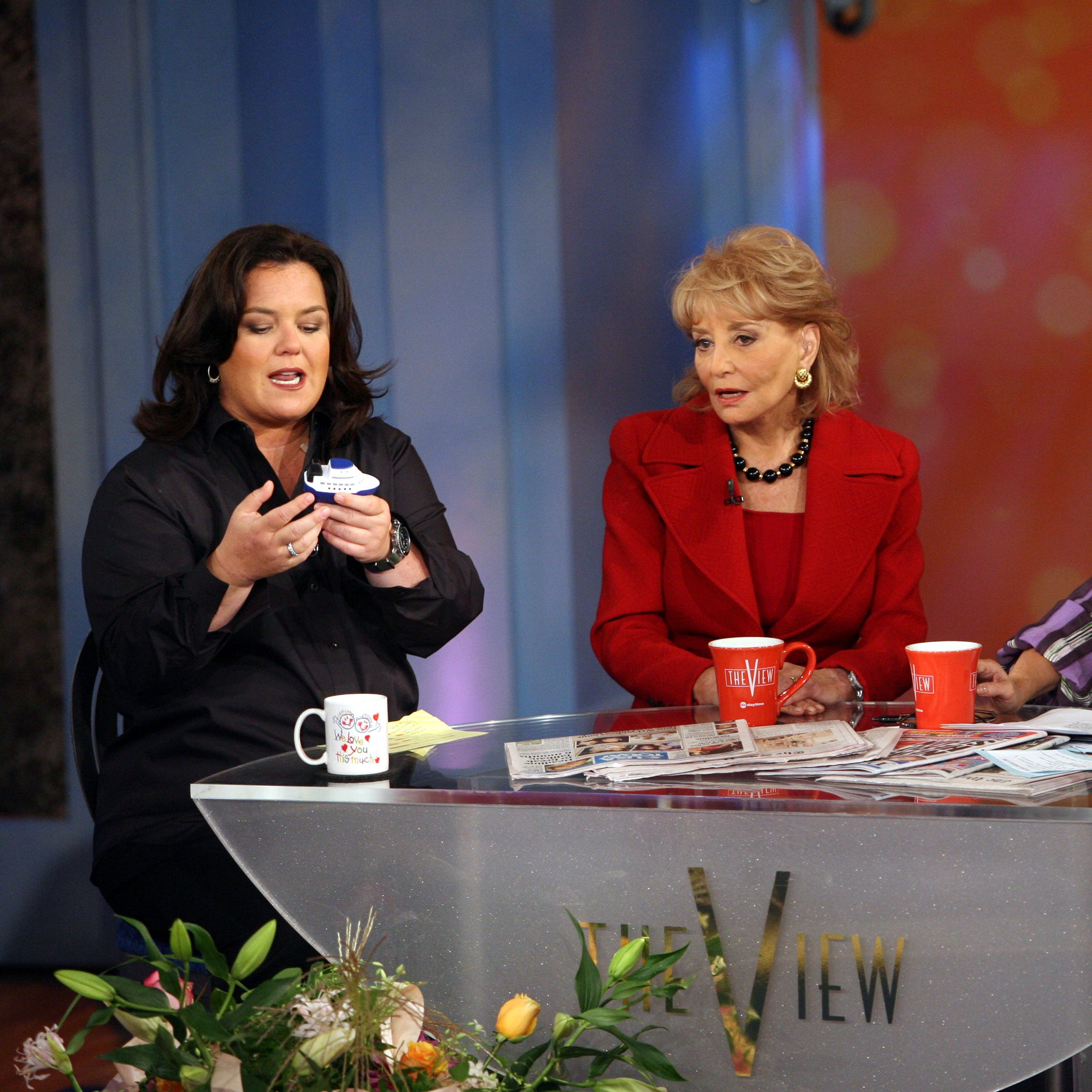 'Ladies Who Punch': The wild revelations about behind-the-scenes drama on 'The View'