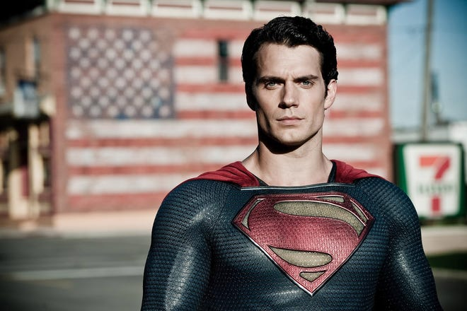 """Henry Cavill's Superman, as introduced in """"Man of Steel,"""" was more morose than hopeful."""