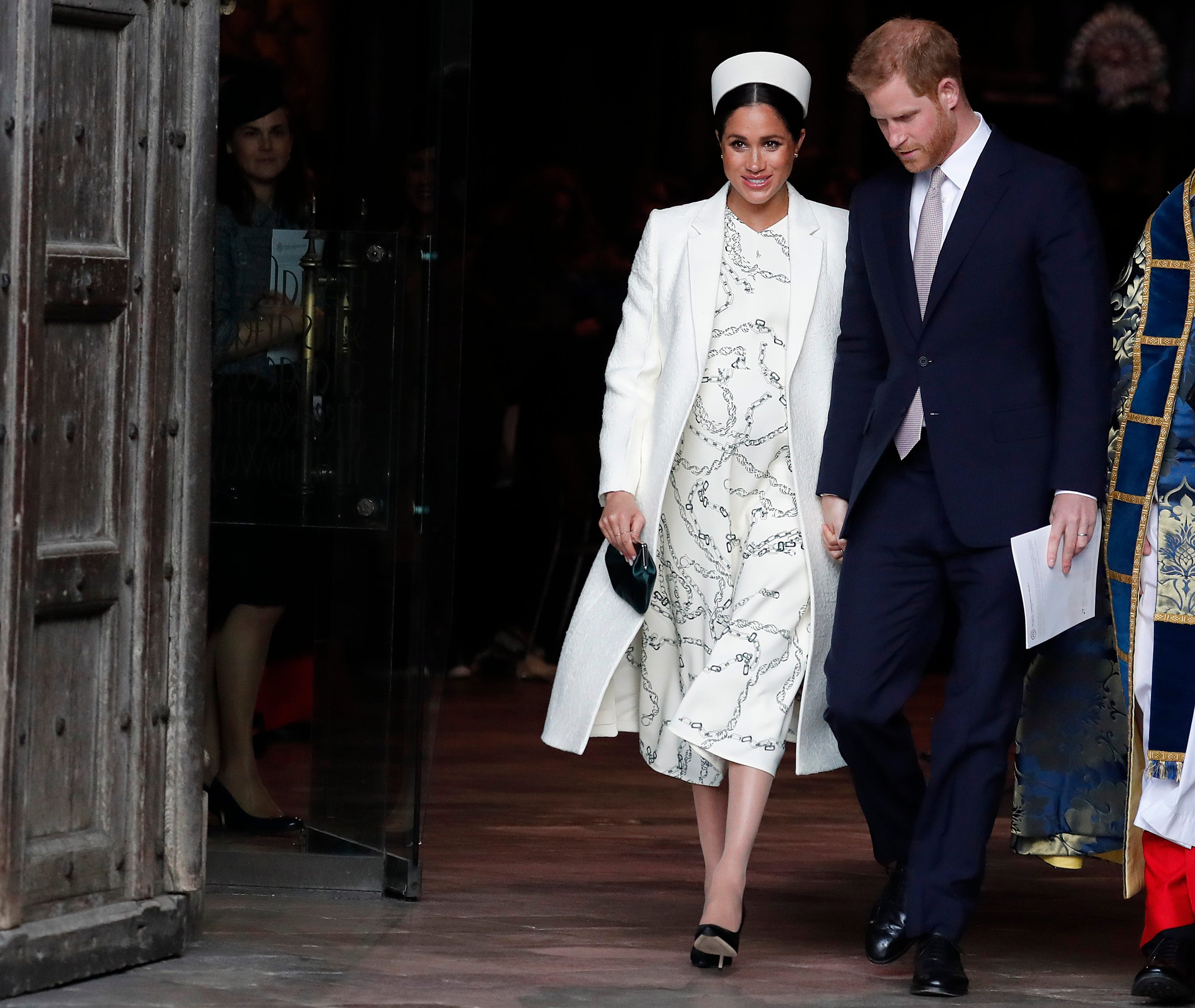 Newly independent Harry and Meghan launch their own Instagram account