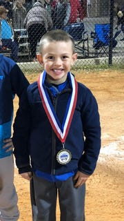 Brantley Chandler, 6, suffered a heart attack and died while taking photos with his baseball team in Rock Spring, Georgia, his family said.