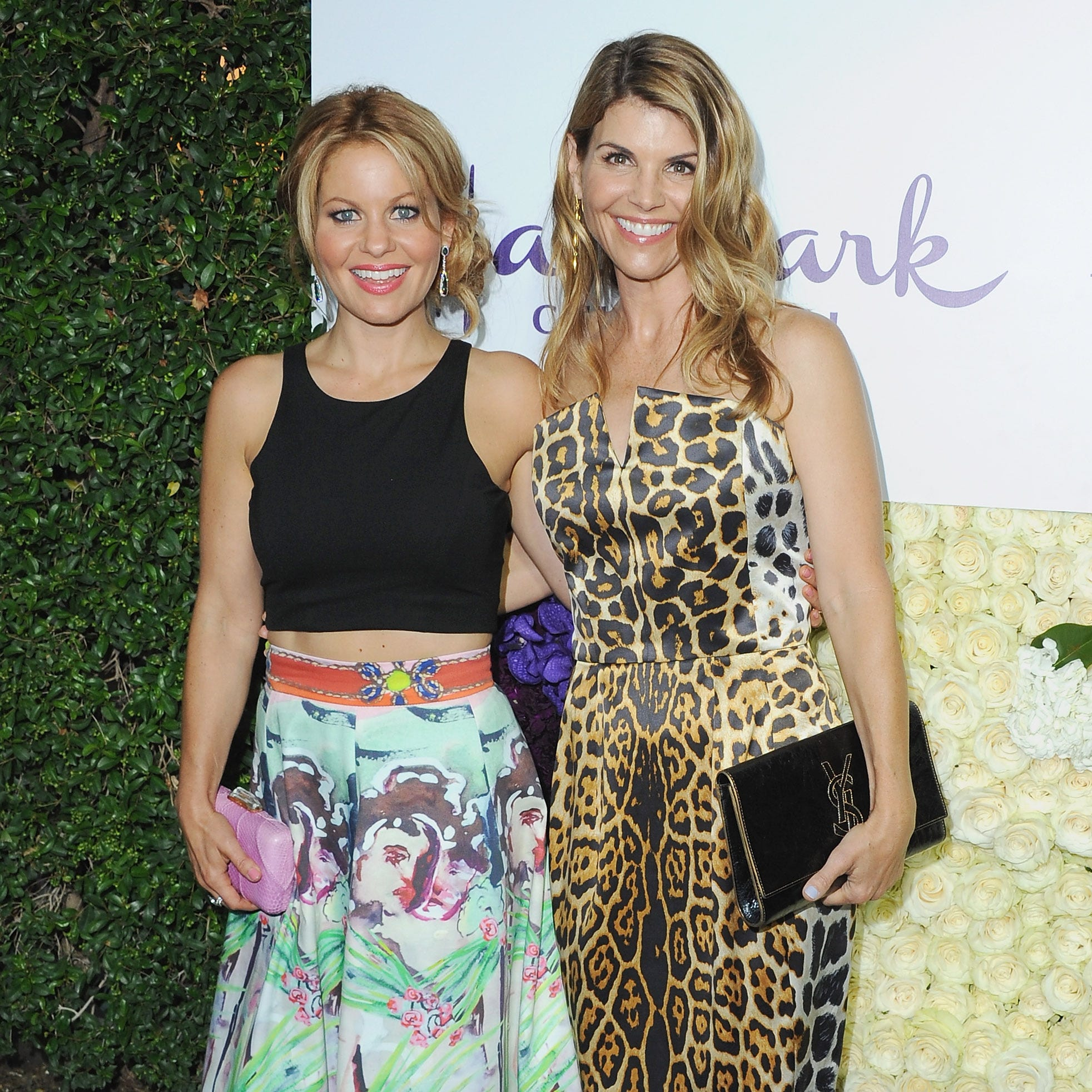Candace Cameron Bure still supporting 'Fuller House' co-star Lori Loughlin: We're 'family'