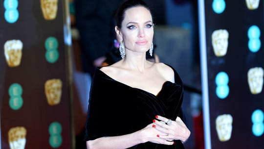 Angelina Jolie is every mom when dropping son Maddox off at South Korean college