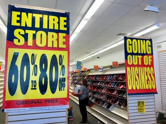 As Payless wades through bankruptcy again, creditors say hedge fund may be to blame